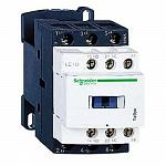Контактор SE TeSys E 3P 1НО+1НЗ 40А 400В AC3 220В 50ГЦ, арт. LC1E40M5 Schneider Electric